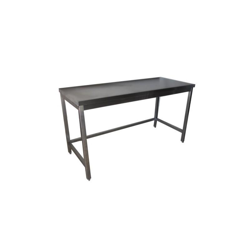 Utiliser une table inox dans une cuisine professionnelle