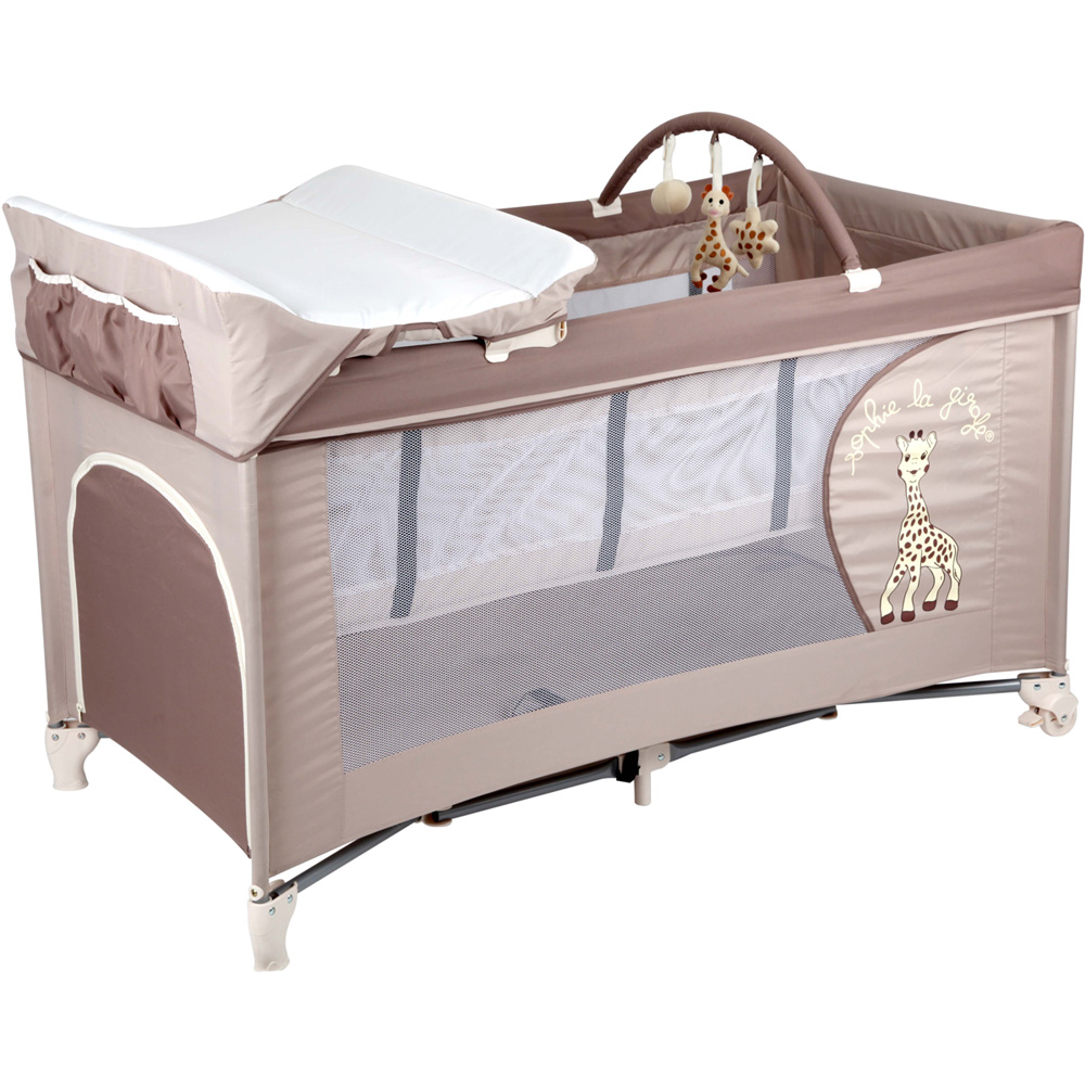 les caractéristiques d'un lit parapluie pour bébé