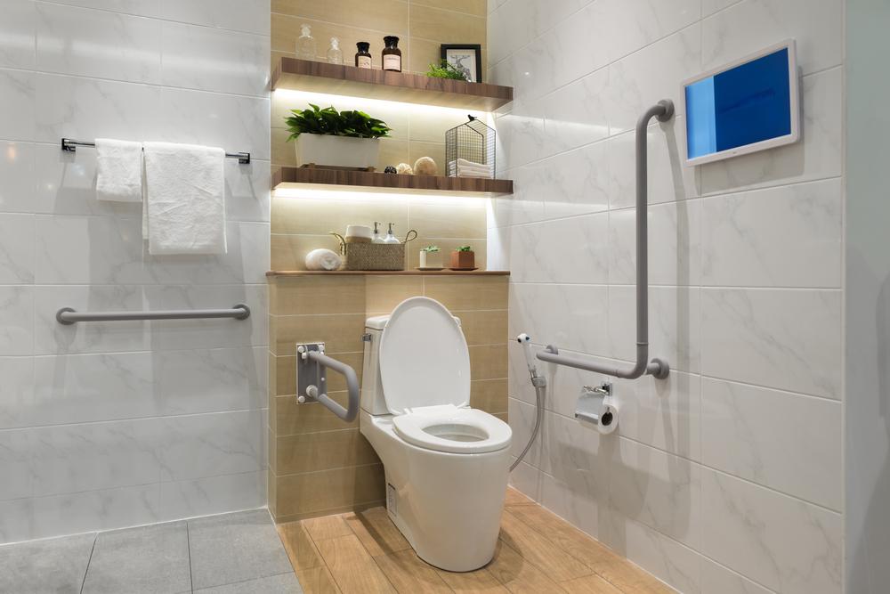 Installer facilement une douche à mobilité réduite chez soi