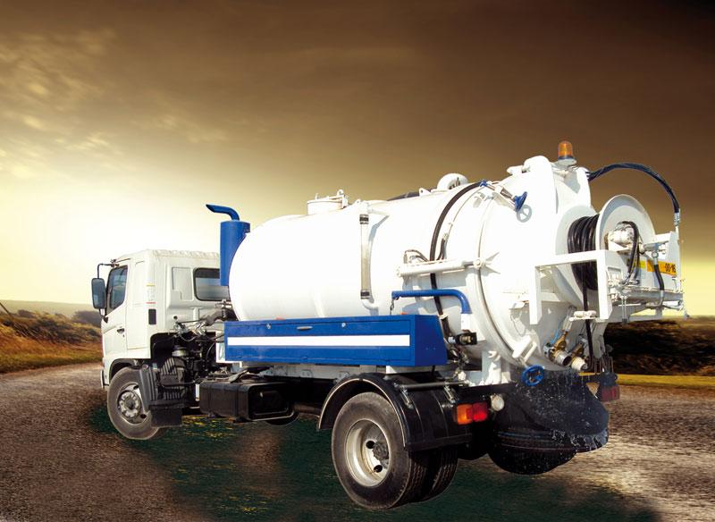 Le camion hydrocureur et son fonctionnement