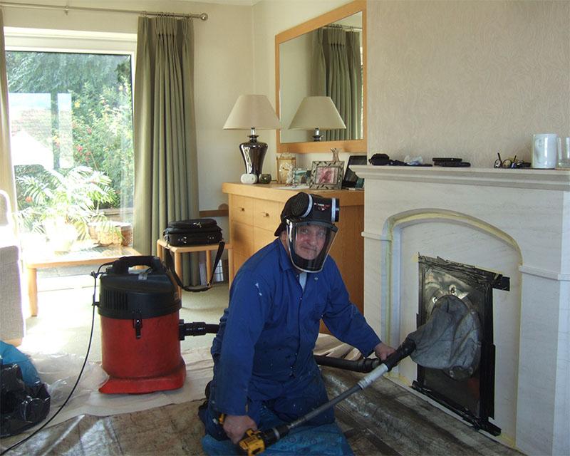 Toutes les informations relatives au ramonage de cheminée