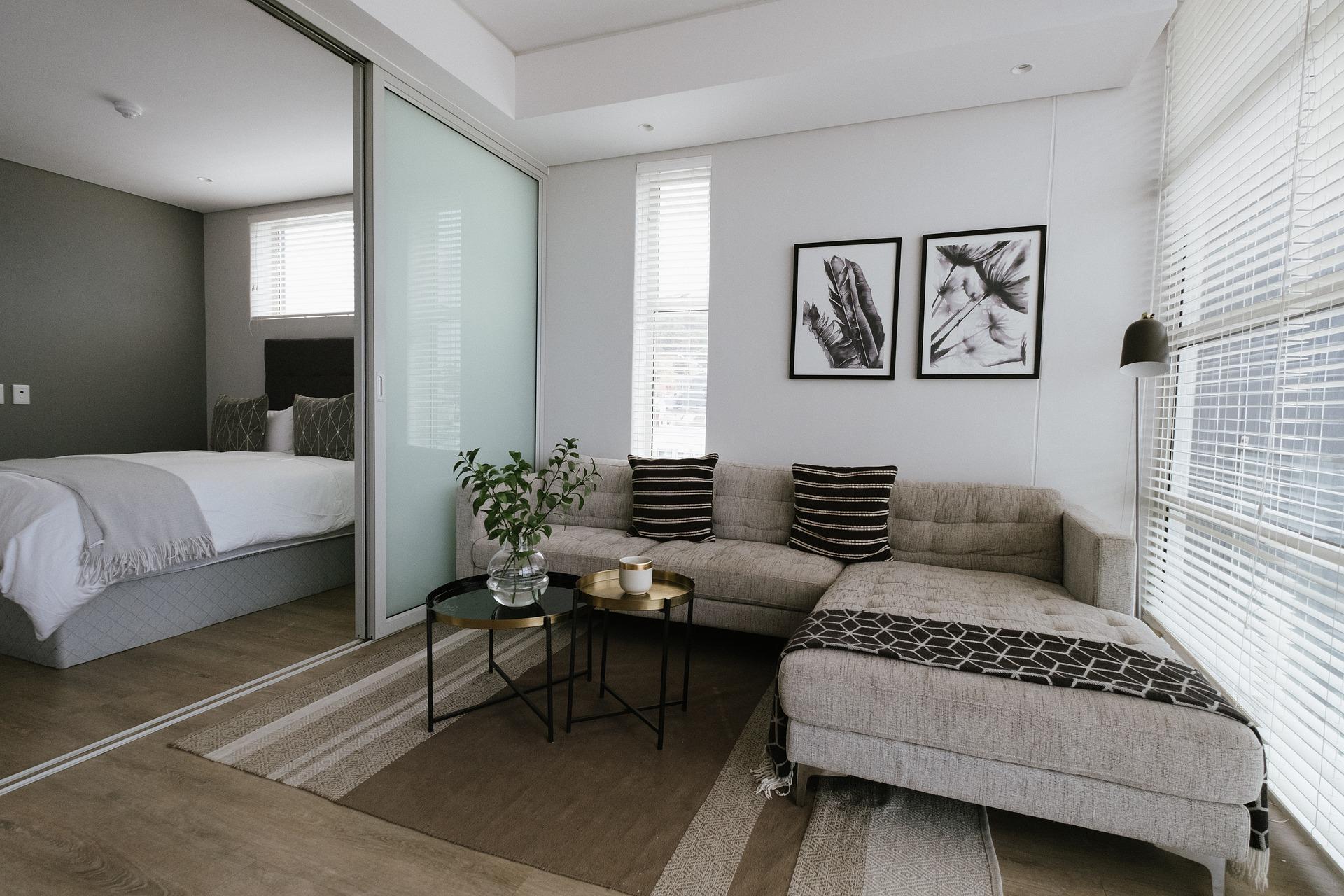 Une tâche ludique et motivante: choisir son canapé