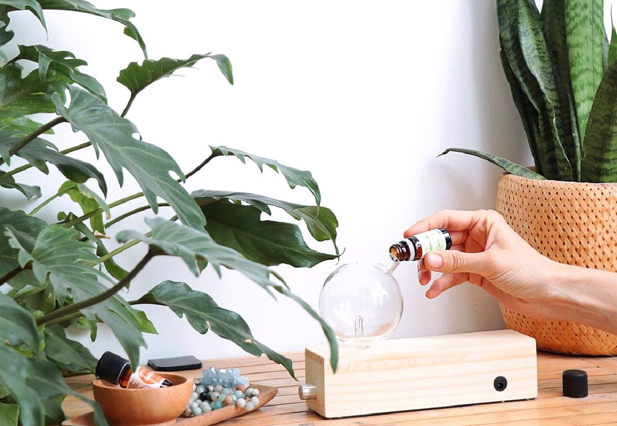 Parfumer et soigner son intérieur grâce aux divulgateurs d'huiles essentielles