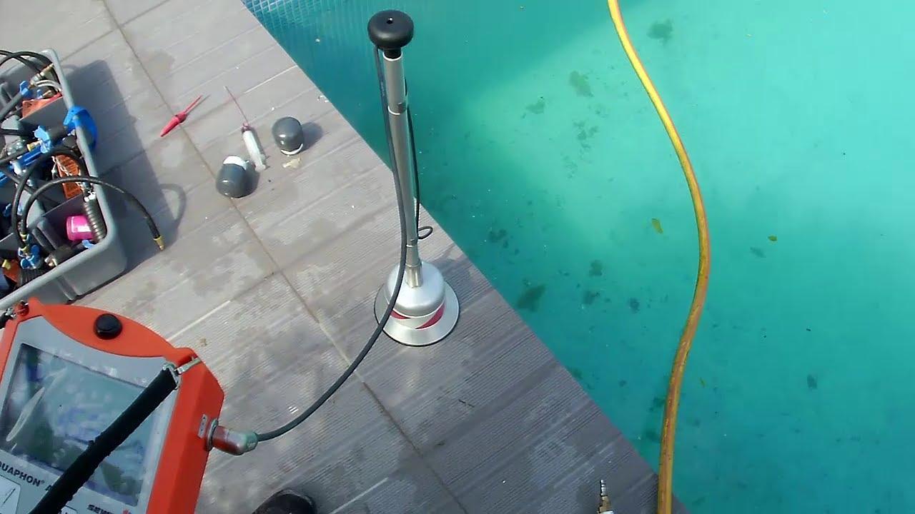 Comment réparer une fuite dans une piscine ?
