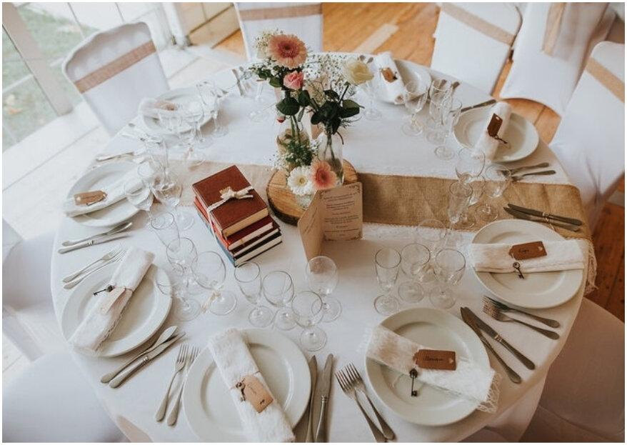 Comment préparer votre salle à manger pour les invités