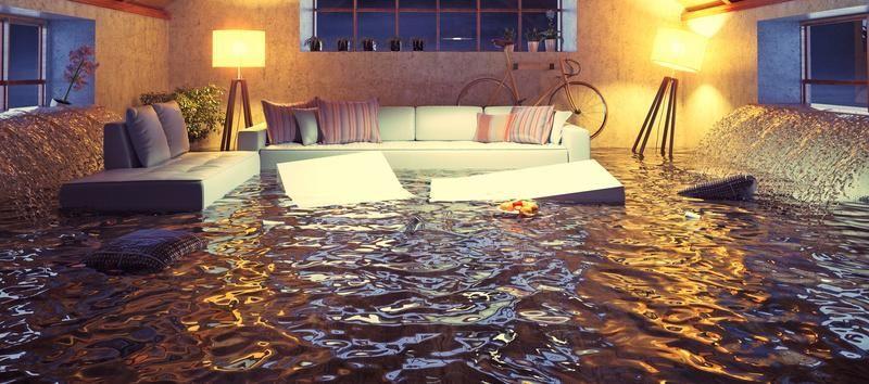 Comment bien réagir en cas de fuite d'eau ?