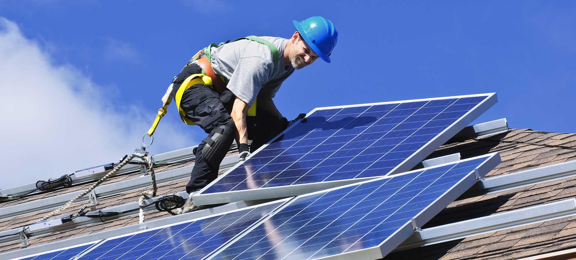 La référence des installateurs de panneaux photovoltaïques