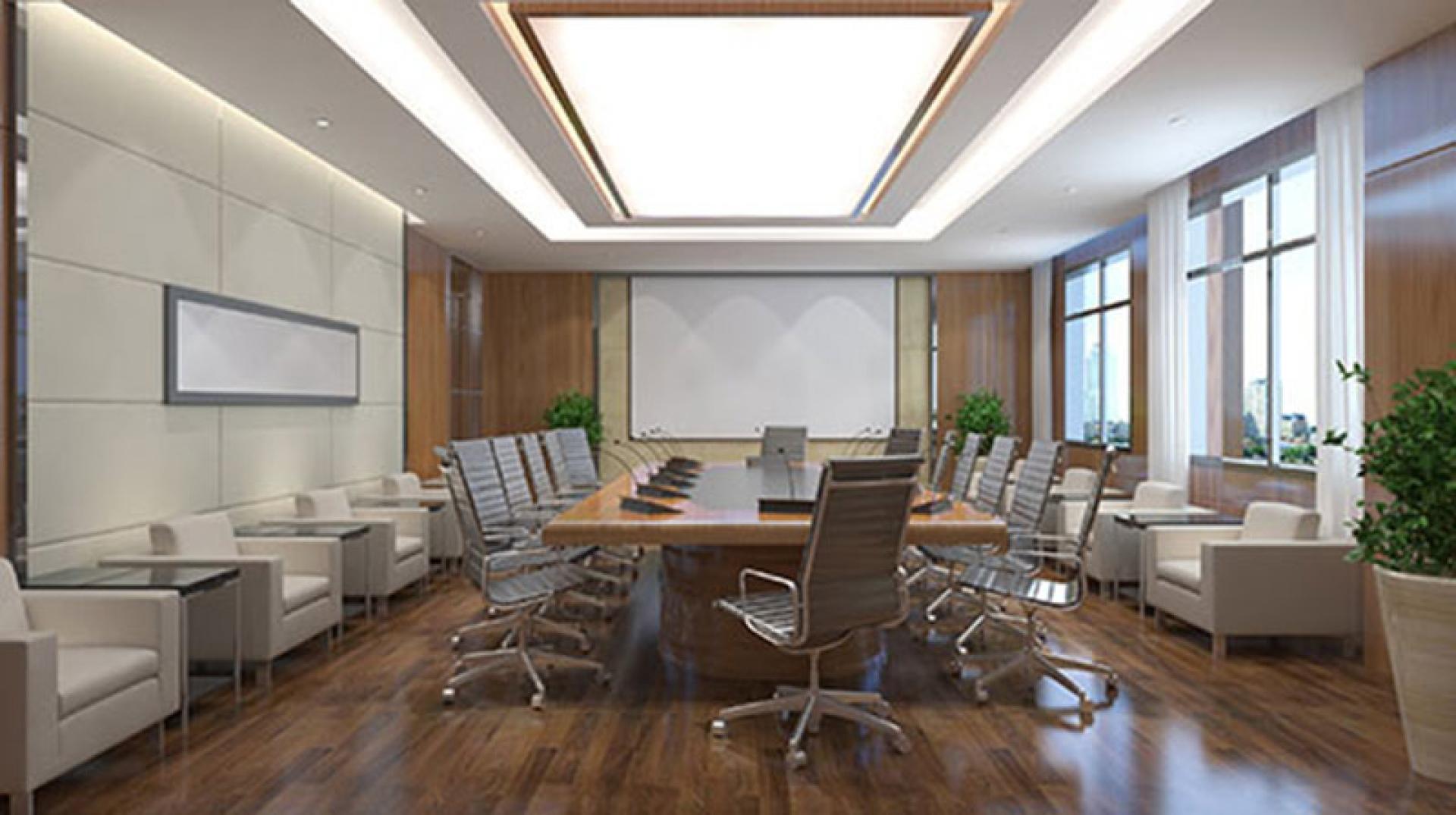 Un plafond tendu Annecy au bureau pour un confort optimal