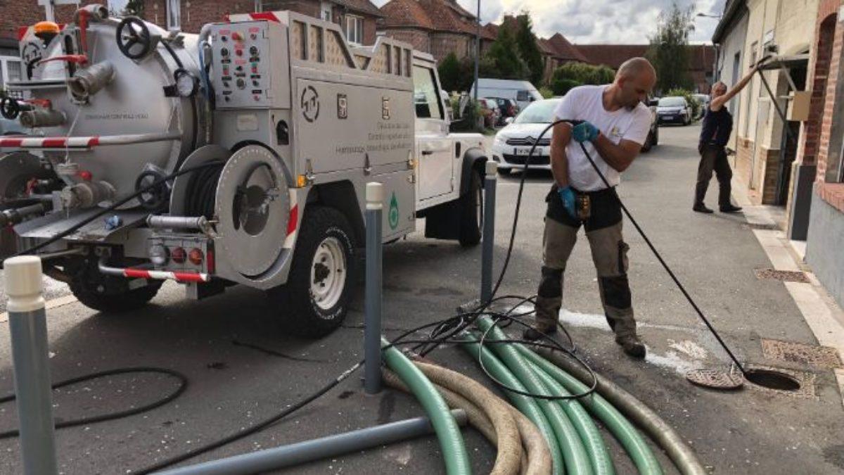 Que rechercher dans une entreprise de nettoyage de Canalisation