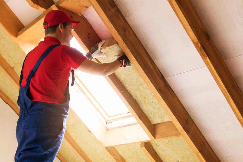 Isolation de toiture: les étapes à respecter